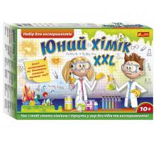 Набір для експериментів. Юний хімік ХХL. 10+ 12114122У