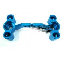 (02186) Blue Alum Steering Hub 2P
