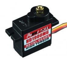 Сервопривод микро 13г Power HD 1900MG 1,2кг/0,11сек