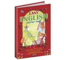 EASY ENGLISH Посібник для малят 4-7 років, що вивчають англійську. Жирова Т., Федиенко В. 978-966-429-024-8