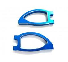 (08036) Blue Alum Front Upper Arm 2P