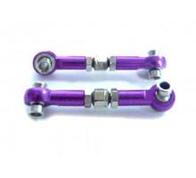 (02157) Purple Alum F/R Servo Link 2P
