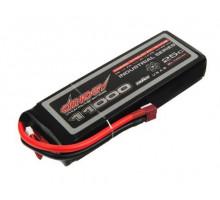 Аккумулятор Dinogy Li-Pol 11000mAh 14.8V 4S 25C 40x61x179мм T-Plug